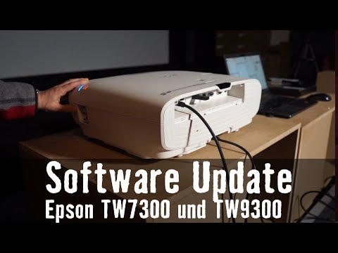Epson Pack EH-TW9300 (2 lunettes + 1 lampe