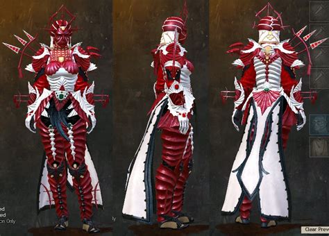 GW2 Funerary Armor Collections Guide - Dulfy