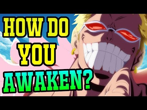 How many One Piece Devil users have awakened their power