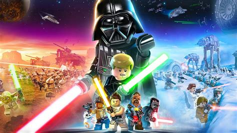 LEGO Star Wars: The Skywalker Saga Brings the Force to PS5