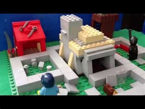 Lego Clash Of Clans: Tale Of A Top Player - YouTube