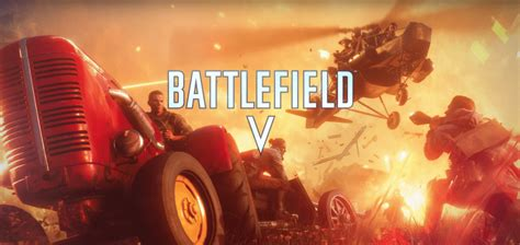 Battlefield 5 New Mercury Map for Free Available May 30