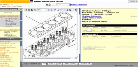 Caterpillar SIS | CAT SIS 2020/04 FULL WITH 3D IMAGES
