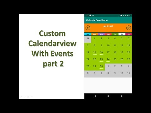 UITableView-Custom Cell – iOS Application Development