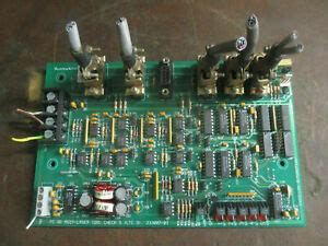 EXCELLON AUTOMATION PC BD ASSY-LASER TOOL CHECK 3 (LTC 3