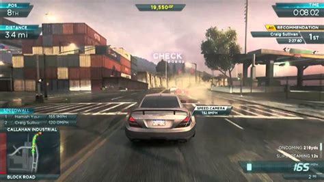 Need for Speed: Most Wanted 'Demo Gameplay @ GamesCom 2012