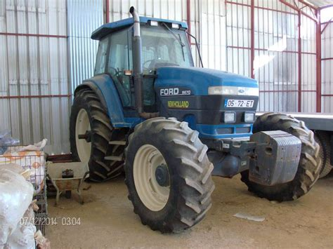 Used Ford New Holland 8670 tractors Year: 1994 Price: US