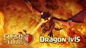 """Clash of Clans (CoC) 2015 """"NEW UPDATE""""   """"LEVEL 5 DRAGONS"""