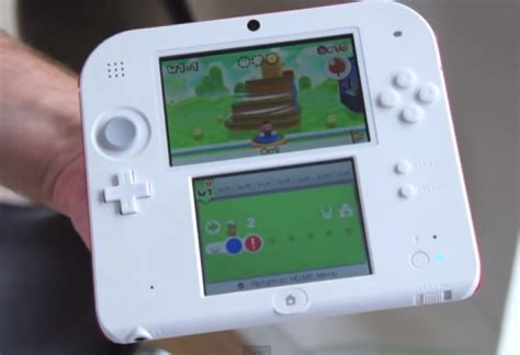 Nintendo 2DS first look hands-on – Product Reviews Net