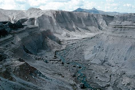 Lessons from Mount St Helens - creation