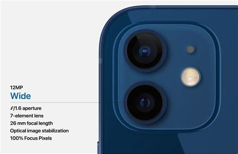 Breaking down Apple's three new iPhone 12 camera systems