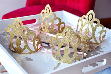 Pink and Gold Birthday Party Decoration