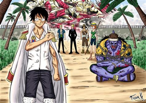 What would have happen if Luffy and Ace were in the