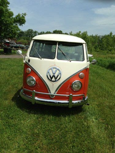 Buy used 1965 VW Deluxe Sunroof Bus in Massillon, Ohio