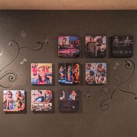 I ordered a set of Mixtiles, I really like the quality
