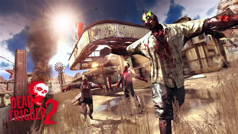Download Dead Trigger 2 and start killing zombies NOW!