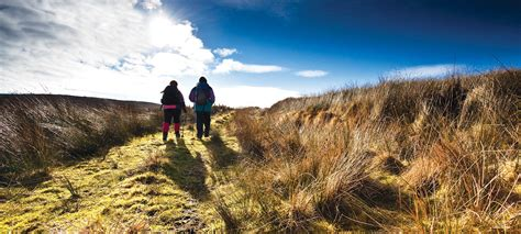 The Ulster Way - A Long Distance Walking Route in Northern
