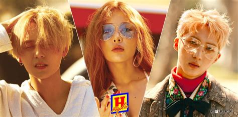 Triple H (Kpop band) Profile (Updated!)