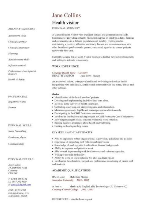 Care assistant CV template   Student resume, Student