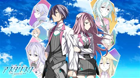 12 Gakusen Toshi Asterisk HD Wallpapers   Background