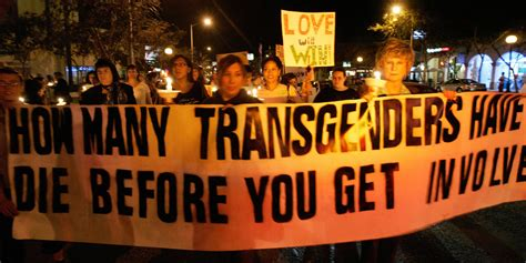 Transgender Day of Remembrance: Rita Hester and Beyond