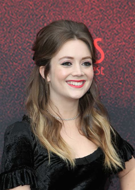 Billie Lourd Attends the American Horror Story: Apocalypse