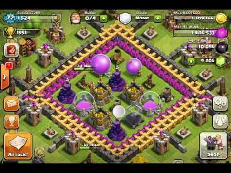 Clash of clans: My clan name - YouTube