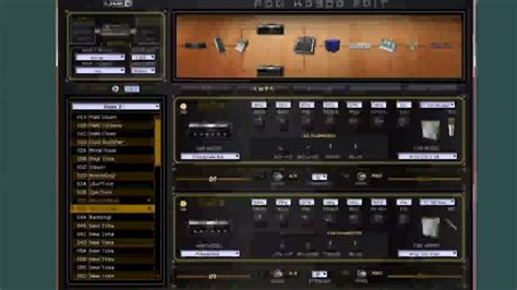 Line 6 POD HD500 -Metal Tones- Raw and Post-Eq'd (solo and
