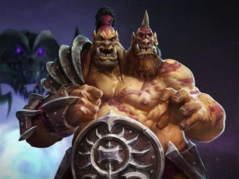 Double trouble: Heroes of the Storm to get Cho'gall